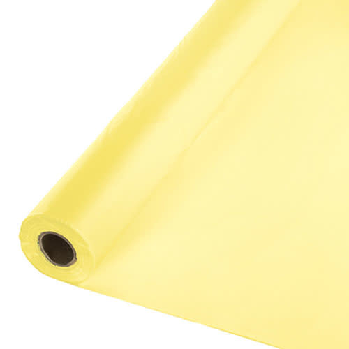 Creative Converting Mimosa - Table Roll, 100' Plastic
