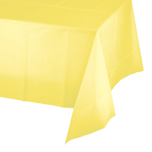 Creative Converting Mimosa - Tablecover, 54x108 Plastic