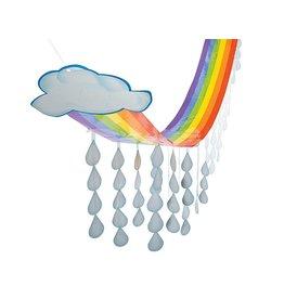 FUN EXPRESS Ceiling Decoration - Rainbow Cloud