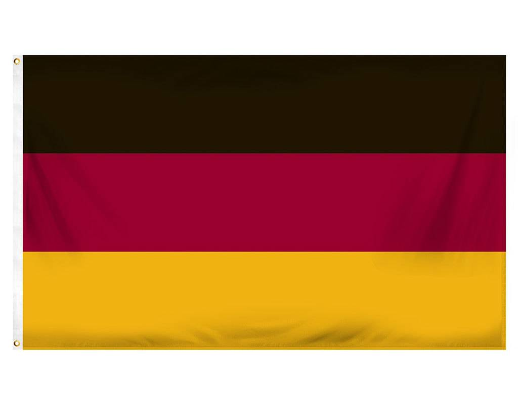 Popcorn Tree Flag - Germany 3'x5'