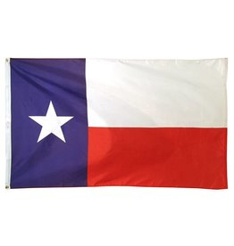 Popcorn Tree Flag - Texas 3'x5'