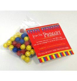 Popcorn Tree Primary Birthday Gift -  Sixlets