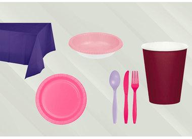 Pinks, Purples