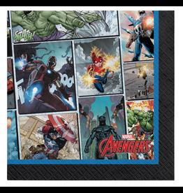 Marvel Avengers - Beverage Napkins