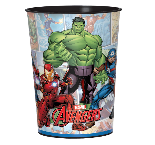 Marvel Avengers - Favor cup