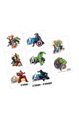 Marvel Avengers - Tattoos