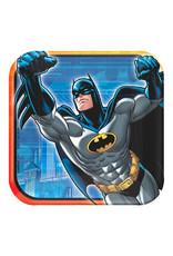 "Batman - Plates, 7"" Square"