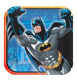 "Batman - Plates, 7"" Square"