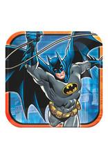 "Batman - Plates, 9"" Square"