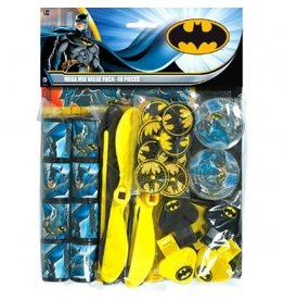 Batman Heroes & Villains - Favor Pack 48pc