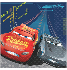 Cars 3 - Lunch Napkin