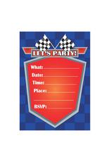 Invitations - Racing 8ct