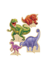 Creative Converting Dino Blast - Centerpieces