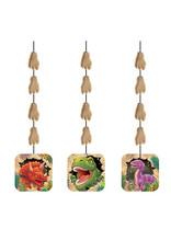 Creative Converting Dino Blast - Hanging Cutouts