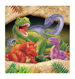 Creative Converting Dino Blast - Tablecover 54x108