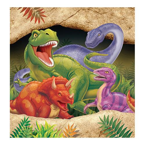 Creative Converting Dino Blast - Tablecover 54x108