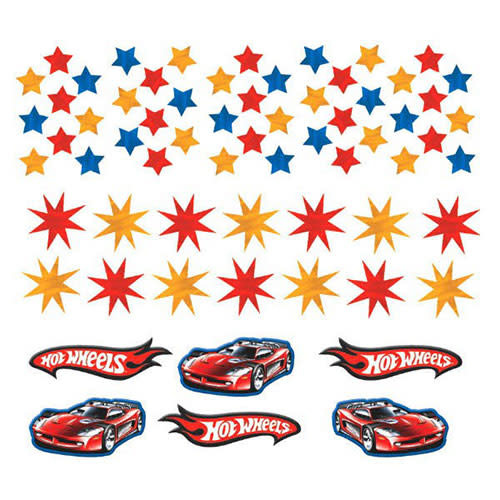 Hot Wheels Speed City - Confetti