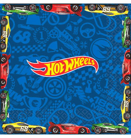 Hot Wheels Speed City - Napkins, Lunch