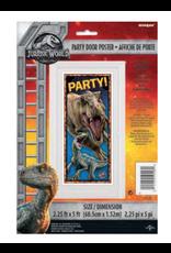 Unique Jurassic World 2 - Door Poster