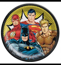 "Justice League - 9"" Plate"