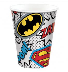 Justice League - 9oz Cups