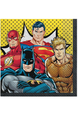 Justice League - Lunch Napkin