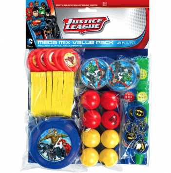 Justice League - Mega Mix Value Pack