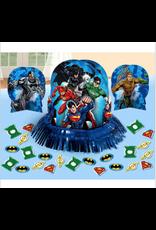 Justice League - Table Decoration Kit