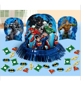Justice League - Table Decoration Kit