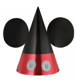 Mickey Mouse - Cone Party Hat
