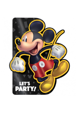 Mickey Mouse - Forever Foil Invites