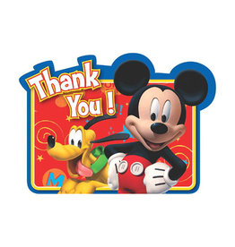 Mickey Mouse - Thank Yous