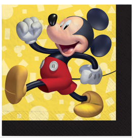 Mickey Mouse Forever - Beverage Napkin