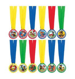 Paw Patrol - Mini Medals