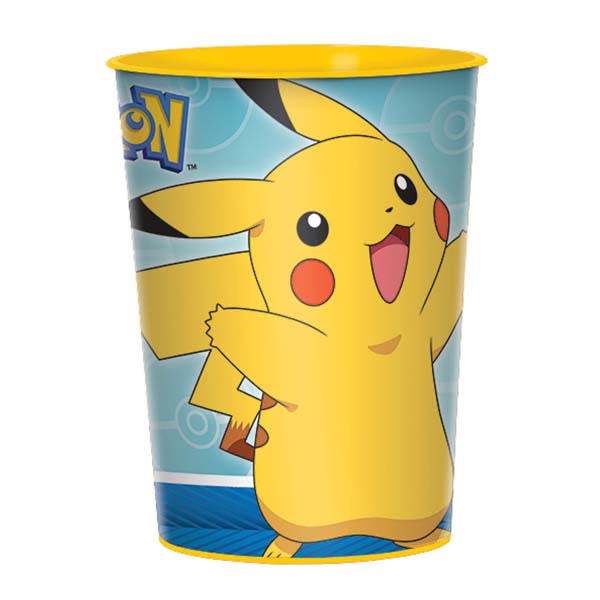 Pokemon - Cup, 16oz Favor