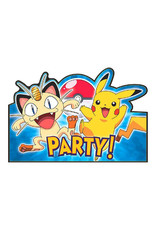Pokemon - Invitations