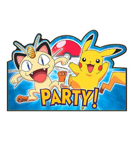 Pokemon - Invitations