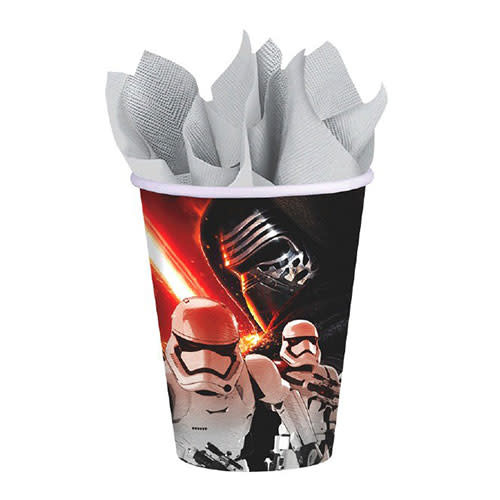 Star Wars Episode VII - Cups, 9oz