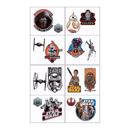 Star Wars Episode VII - Tattoos