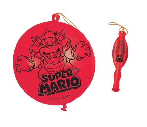 Super Mario Balloon Punch
