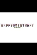 The Mandalorian - The Child  Letter Banner