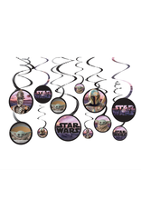 The Mandalorian - The Child Spiral Decorations