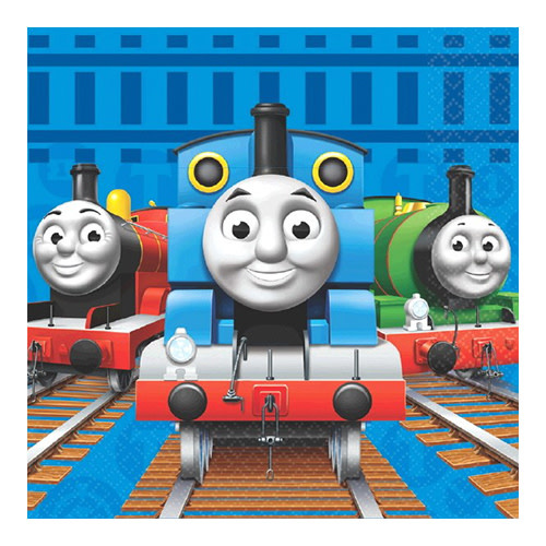 Thomas the Tank - Napkins, Lunch