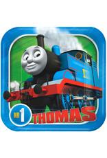 """Thomas the Tank - Plates, 7"""""""