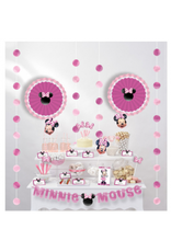 MInnie Mouse - Buffet Table Decorating Kit