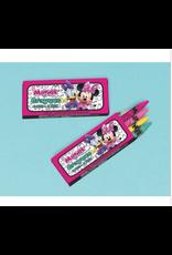 Minnie Mouse Happy Helper - Mini Crayons