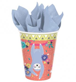 Sloth - 9oz Cups