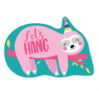 Sloth - Invitations
