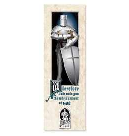 Ringmasters Armour of God - Pin & Bookmark