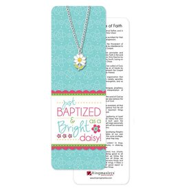 Ringmasters Just Baptized - Necklace & Bookmark